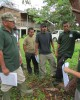 Training tree conservationists.  Credit Gail Scott / YCT